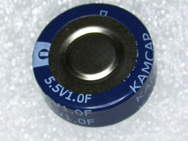 1F0 5.5V Doppelschichtkondensator
