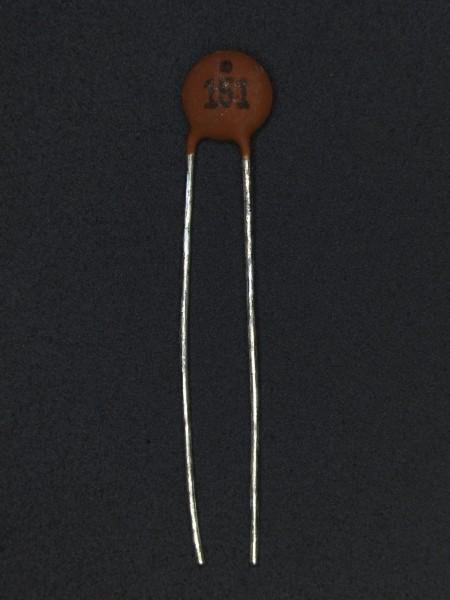 150pf 50V Keramik-Scheibenkondensator