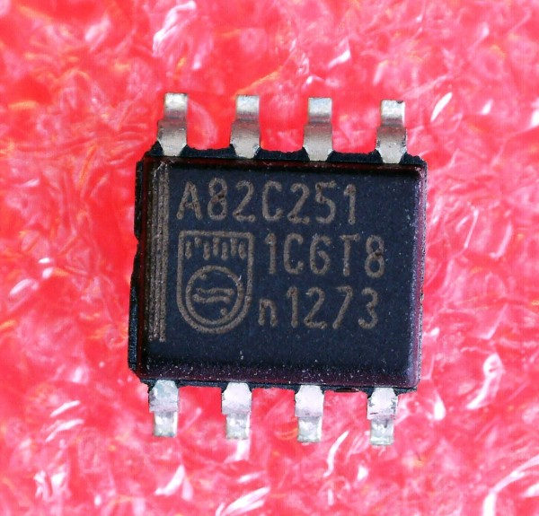 PCA82C251 CAN transceiver for 24 V systems