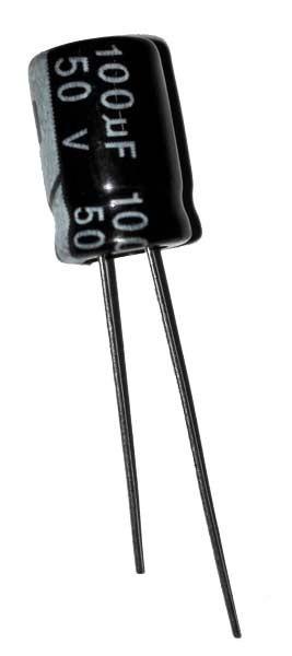 100 µF 50V