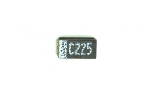 2,2µF 10V SMD Elektrolit Kondensator