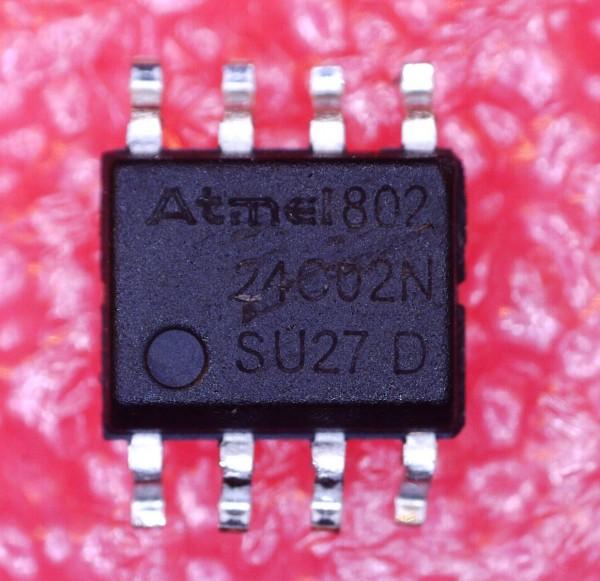 24C02 EEPROM