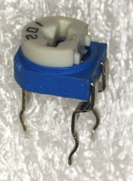 Trimmer RM065 200 Ohm