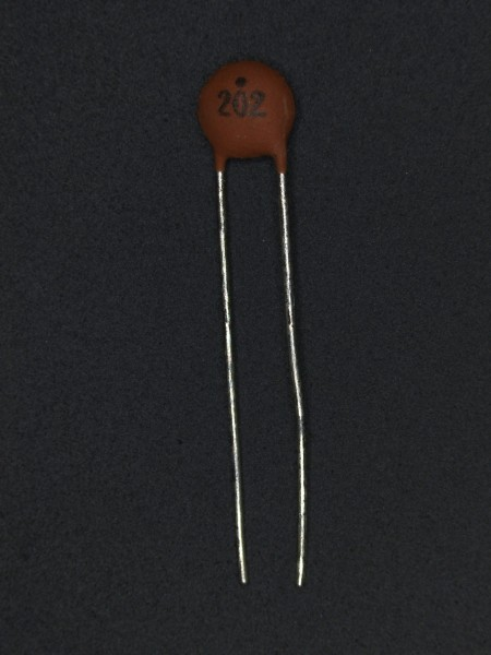 2nf 50V Keramik-Scheibenkondensator