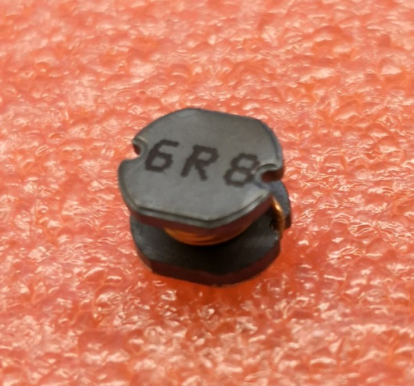 6,8µH CD75 SMD Power Inductor