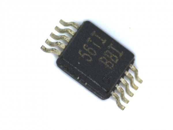 TPS62040 / TPS62040DGQR