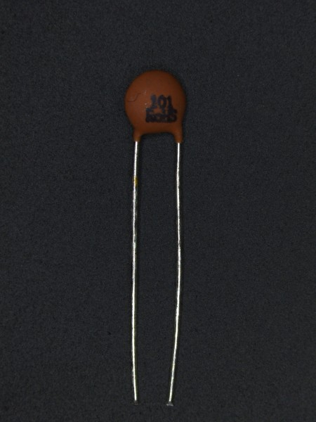 100pf 50V Keramik-Scheibenkondensator