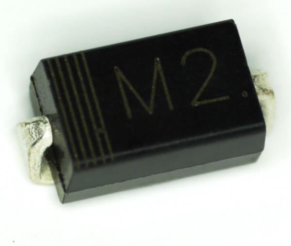 1N4002 (M2) DO-214AC SMA