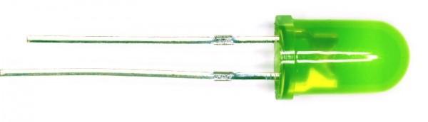 5mm LED Gruen