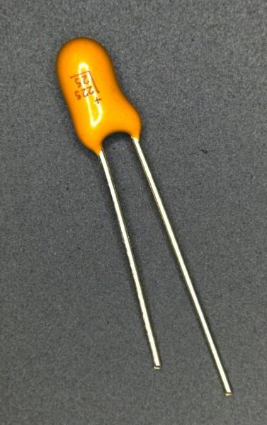 2,2µf 25V Tantalkondensator