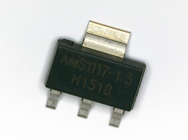 AMS1117-1.5
