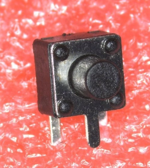 DIP Taster 4,5x4,5x5,0 mm stehend