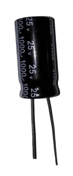 1000 µF 25V