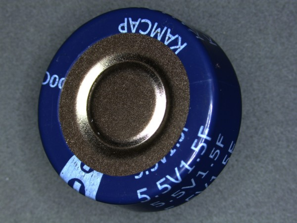 1,5F 5.5V Doppelschichtkondensator