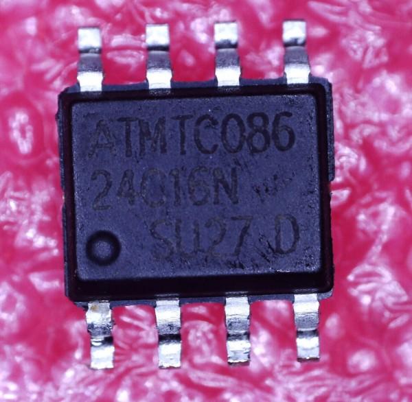24C16 EEPROM