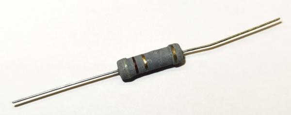 9,1 Ohm 2 Watt ±5% Metalloxyd
