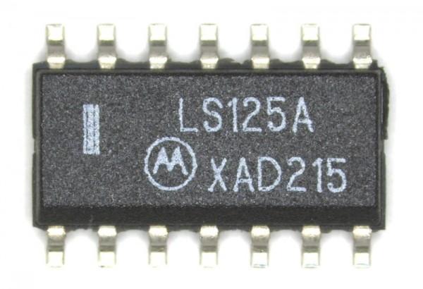 74LS125A