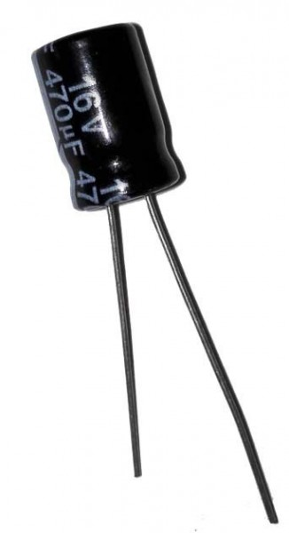 470 µF 16V