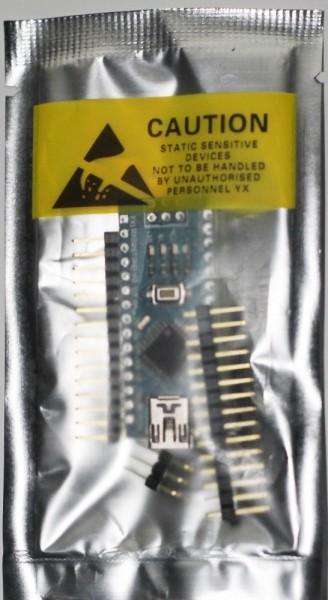 Nano V3.0 ATmega328P Board, Arduino kompatibel