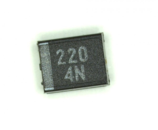 220µF 4V SMD Elektrolit Kondensator
