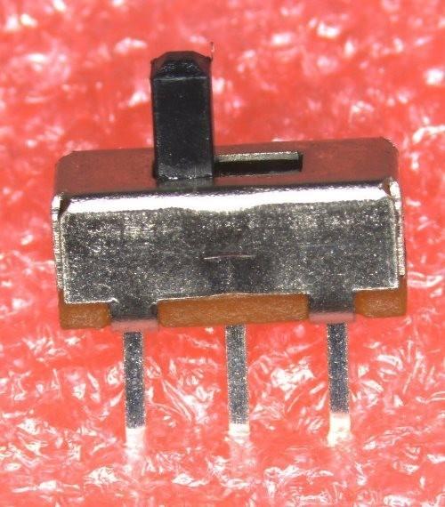 Mini - Schiebeschalter 3pins ON/ON