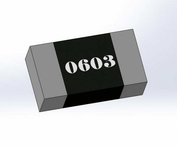 200 Ohm SMD 0603