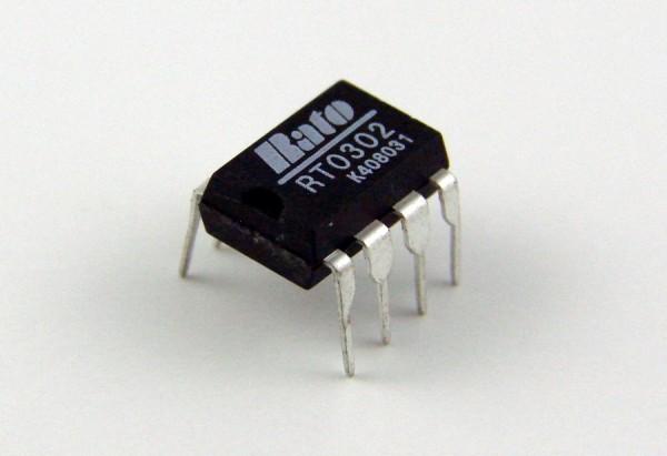 RT0302 - DING DONG CMOS IC für DoorBell DIP8