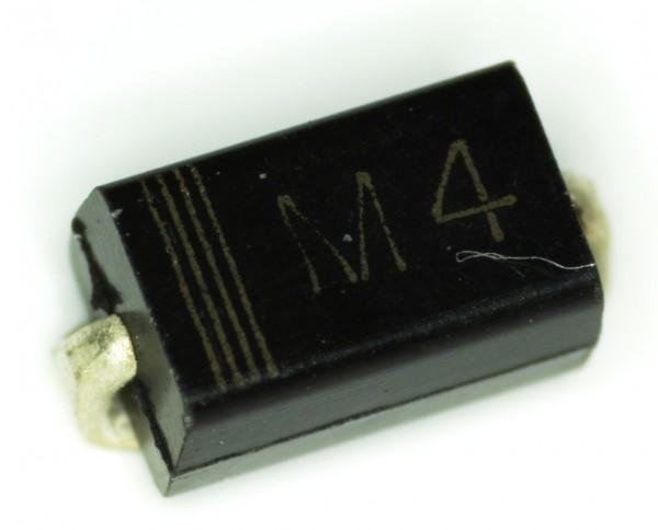 1N4004 (M4) DO-214AC SMA