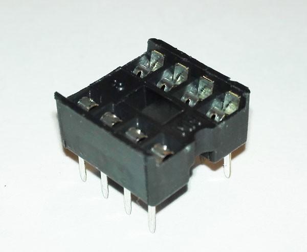 IC-Sockel 8 polig