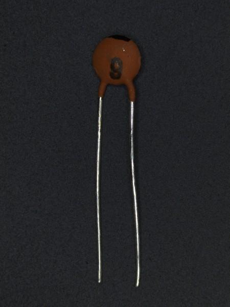 9pf 50V Keramik-Scheibenkondensator