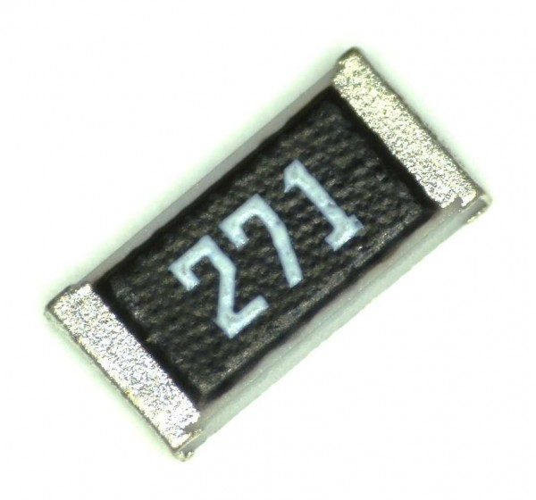 5,1 Mohm SMD 1206