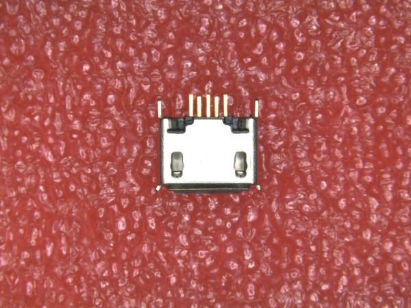 Micro USB type AB DIP